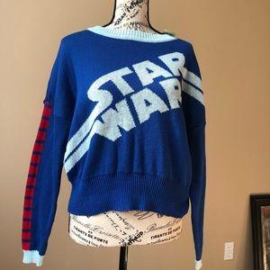 Star Wars Long sleeves sweater